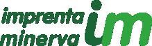 imprenta minerva logo