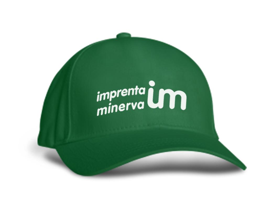 serigrafía gorra